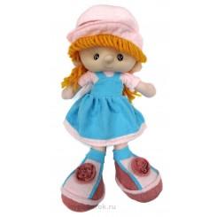 "Кукла со съемным рюкзачком ""Дашенька"""