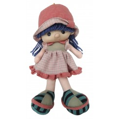 "Кукла со съемным рюкзачком ""Джульетта"""