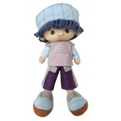 "Кукла со съемным рюкзачком ""Филипп"""