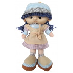 """Кукла со съемным рюкзачком """"Кристина"""""""