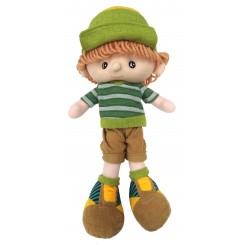 "Кукла со съемным рюкзачком ""Максимка"""