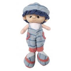 "Кукла со съемным рюкзачком ""Сеня"""