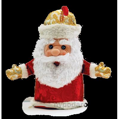 Дед Мороз с молнией